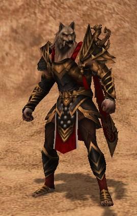 IG Warlord Armour