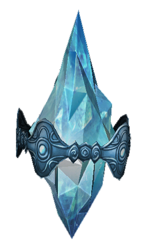Crystalline Blessing.