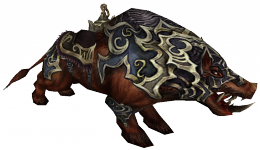 Valiant Boar