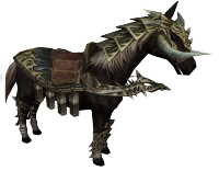 Noble Black Horse.png