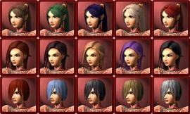 Metin2 Ninja >> Item Shop Hairstyles - Metin2Wiki